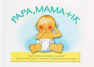 papa mama + ik